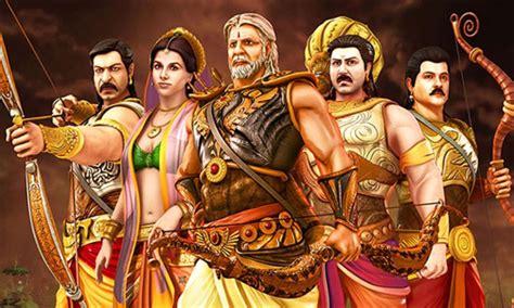 film india mahabharata the 14 mahabharata characters in your office officechai