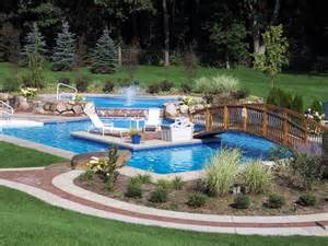 Marvelous Inground Pool Designs For Small Backyards #   13: Marvelous Inground Pool Designs For Small Backyards Photo Gallery