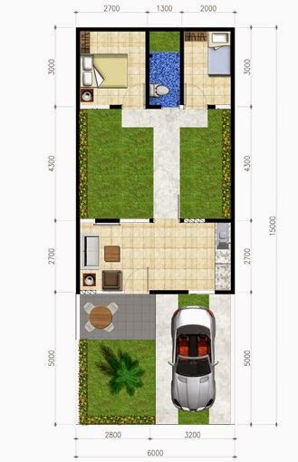 desain lu carport hunian keluarga modern type peaceful extra t 38 90 137