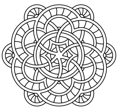 unique coloring pages for adults unique mandalas mandalas mandalas cnc and