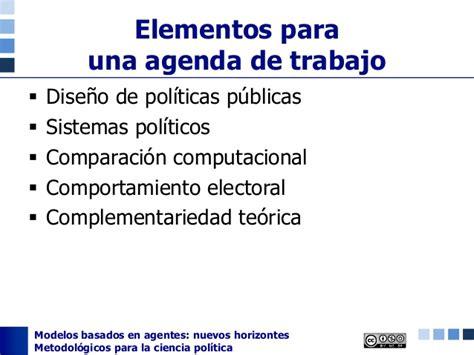 Modelos Basados En Agentes Mba Definición Alcances Y Limitaciones by Modelos Basados En Agentes Nuevos Horizontes