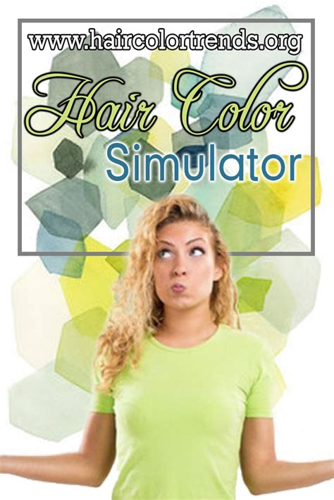 virtual hair color simulator hair color simulator more hair color simulator hair