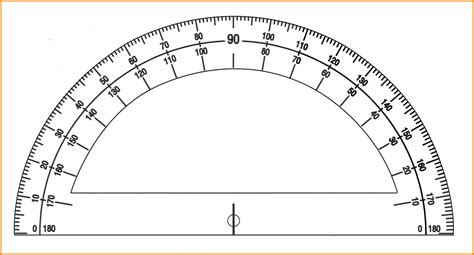 protractor printable version 6 protractor print the mayors back to school fair