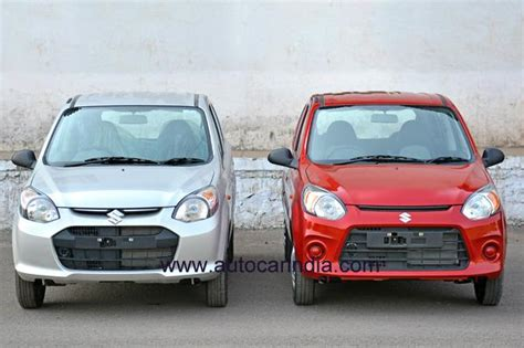 alto car new model spec comparison new alto 800 vs alto 800 gaadiwaadi
