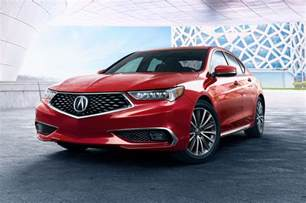 Acura Tlx 2018 Acura Tlx Reviews And Rating Motor Trend