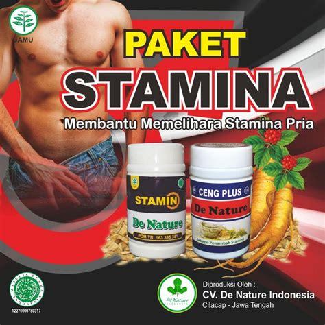 De Nature Kapsul Ceng Plus Dan Stamin Obat Herbal Asli jual obat stamina pria dewasa uh ceng plus dan stamin de nature asli di lapak toko herbal de