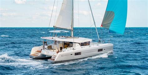 lagoon 42 2018 yacht charter caribbean 15192 - Charter Catamaran Design