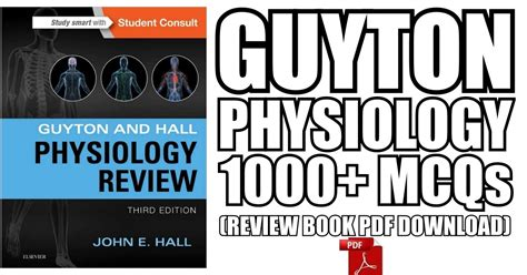 Cd E Book Guyton Physiology Review Third Edition guyton and physiology review pdf free direct link