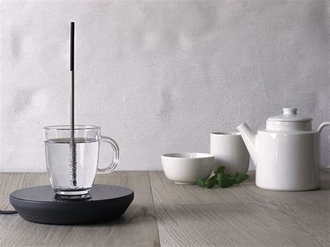 induction electric tea kettle a tea kettle alternative that s cooler cleaner and more eco friendly wired