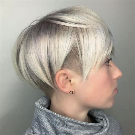 haircuts for real 50 50 women s undercut hairstyles to make a real statement