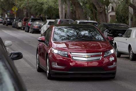 2013 Chevrolet Volt Review by 2013 Chevrolet Volt Used Car Review Autotrader