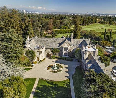 hugh hefner house hugh hefner s 200 million playboy mansion is america s new most expensive finished