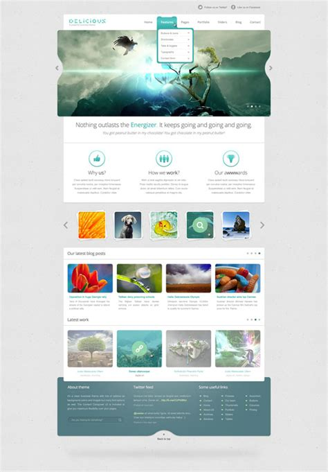 web design layout types creative web design layouts to inspire you 31 exles