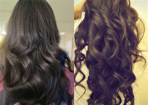 Hairstyles For Medium Hair Curly Hair Without Heating by 10 Best Curling Irons Available In India Indian Tips