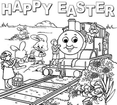 thomas tank coloring pages coloring home