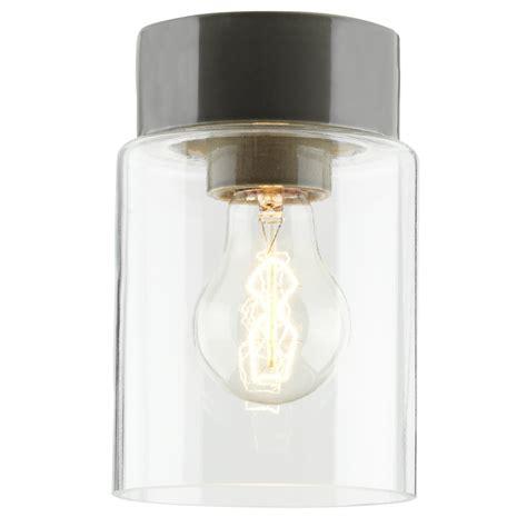 deckenleuchte glas schwedische deckenleuchte im strengen design mit