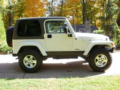 Used Jeep Wrangler Mn Buy Used 2005 Jeep Wrangler X In Lake Minnesota