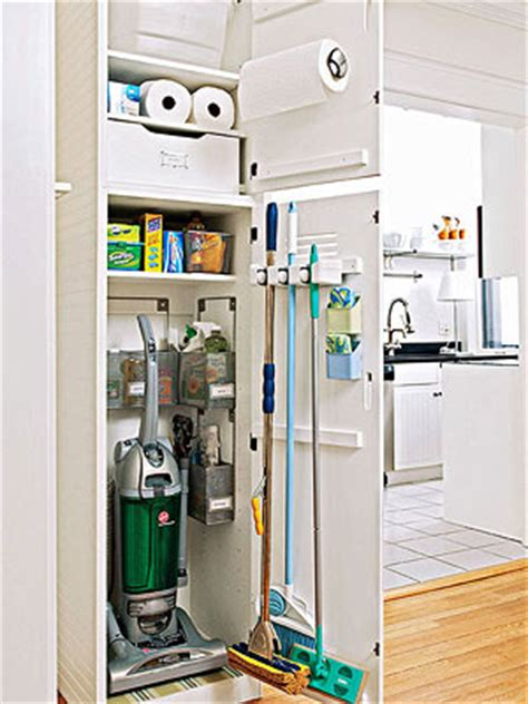 Utility Closet Organization Ideas by Reorganize Your Utility Closet Family Circle