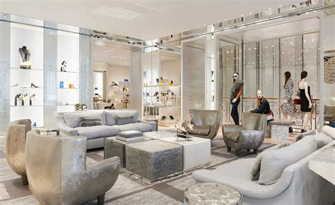 Ralph Lauren Home Decor by Dior Unveils London Boutique Design By Peter Marino
