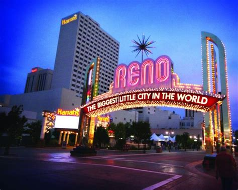 harrahs reno sold   year run usa  casino