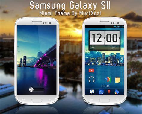 themes for samsung galaxy s3 samsung galaxy siii miami theme by murtxazi on deviantart