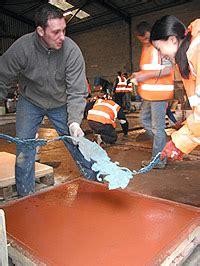decorative concrete training uk concrete training seminar in north yorkshire concrete decor