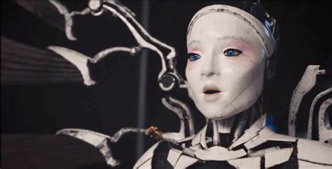 film robot woman a robot falls for a scarecrow in this charming fable about