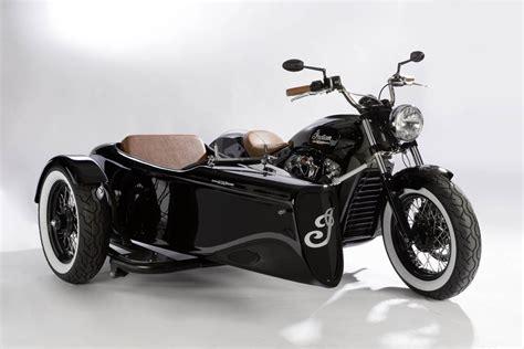 Motorrad Mit Beiwagen Oldtimer by Einzigartiges Mit Stil Motorrad Indian Scout Mit Hotrod