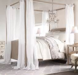 canopy sheer curtains sheer belgian linen bed canopy panels set of 2