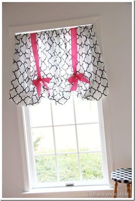 diy no sew tie up curtains curtain menzilperde net how to make easy tie up curtains curtain menzilperde net