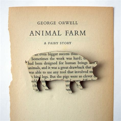 biography of george orwell author of animal farm animal farm george orwell quotes quotesgram