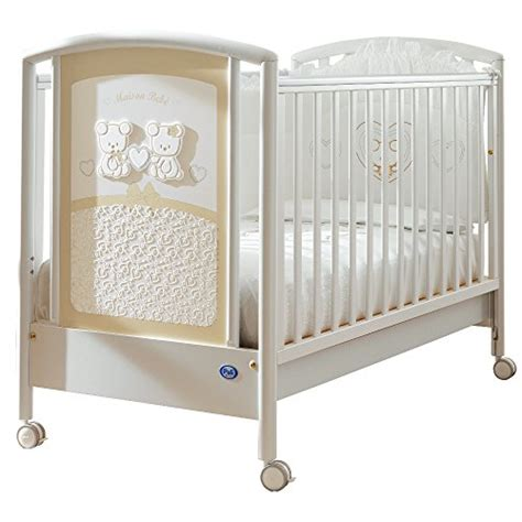 culle pali pali 0127mais smart maison bebe lettino bianco prima