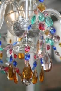 Coloured Glass Chandelier Antiques Atlas 1930s 3 Arm Coloured Glass Chandelier