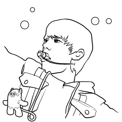 justin bieber coloring pages printable free justin bieber coloring pages coloring town