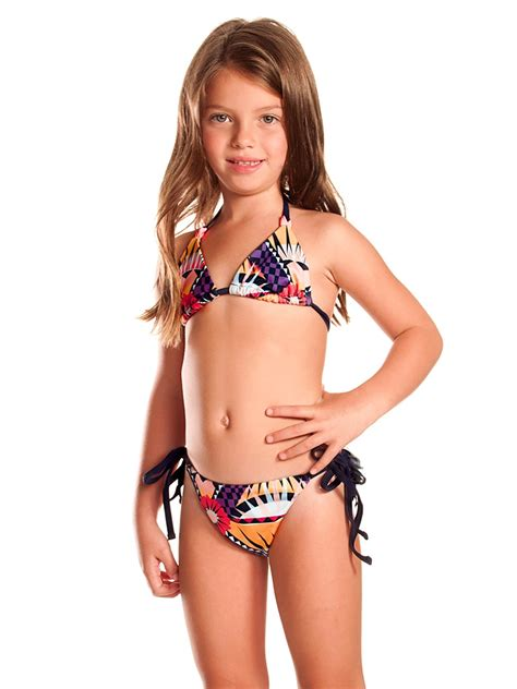 bikinis kids agua bendita kids ipomea bikini 9718