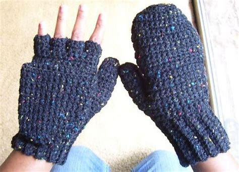 free pattern for crochet fingerless gloves 8 fingerless glove patterns to crochet crochet