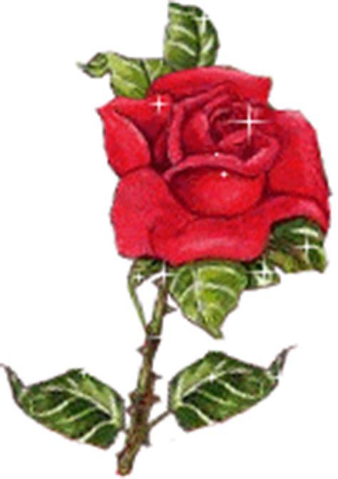imagenes de flores gif brillo de rosa roja imagenes para facebook de rosas