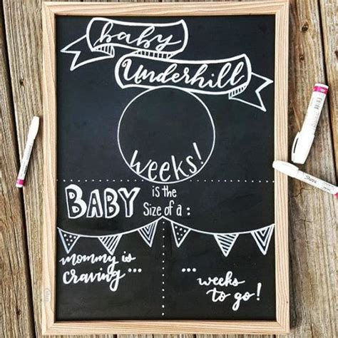 the 25 best pregnancy announcement template ideas on