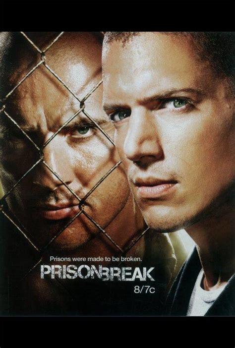 film serial prison break affiche de la s 233 rie tv prison break acheter affiche de