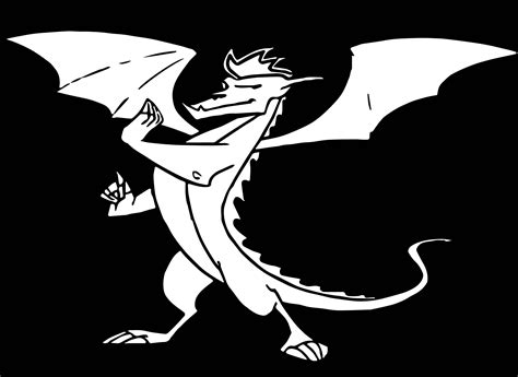 coloring pages with black background adjl american dragon jake long black background coloring