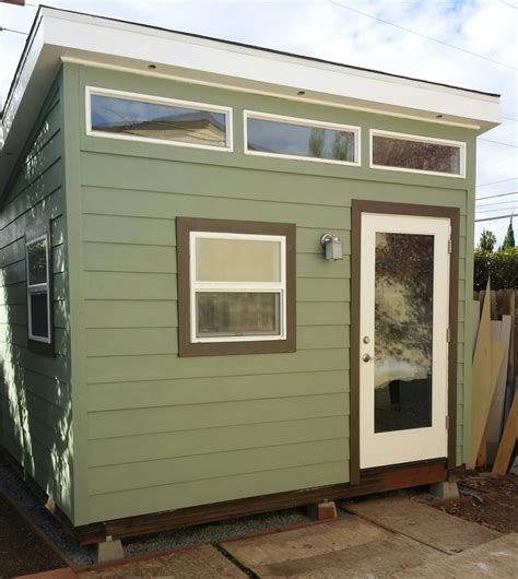 modern shed plans in california icreatables icreatables com
