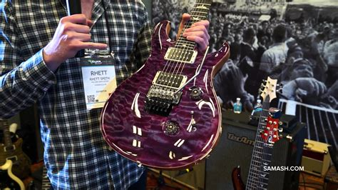Walpaper Custom 24 paul reed smith quot floyd quot custom 24 namm 2014