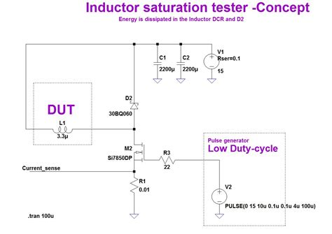 what do inductors do in circuits inductor saturation tester alternative route to dump the excess energy page 1