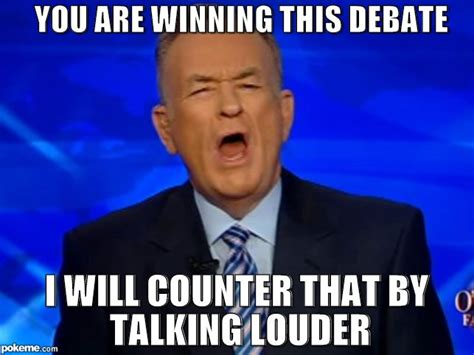 Bill O Reilly Meme - top 10 conservative idiots 2 20 you dropped a bomb on me