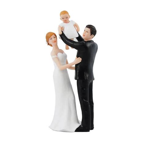 Tortenfiguren Hochzeit by Tortenfigur Quot Babygl 252 Ck Quot Mit Baby Weddix De