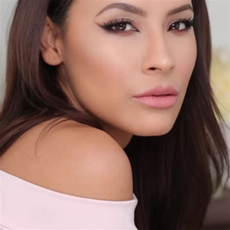 easy summer glam makeup tutorial by desi perkins fab desi perkins s valentine s day makeup tutorial popsugar