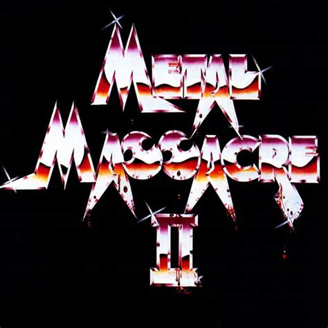 Metal Records Metal Blade Records Quot Metal 2 Quot Cd Metal Blade Records