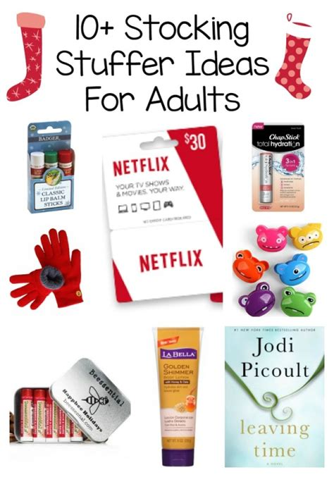 stocking stuffer ideas for adults emily reviews