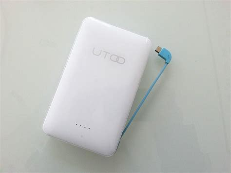 Power Bank Utoo power bank portable charger 10000mah s5 gadmei utoo