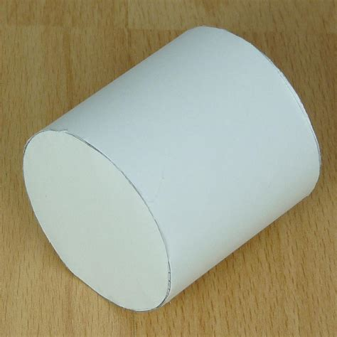 How To Make A 3d Cylinder Out Of Paper - armables de papel cake ideas and designs